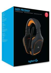 "Logitech™ - Gaming-Headset ""G231 Prodigy"" (PC/Xbox/PS4) ab €36,52 [@Saturn.de]"