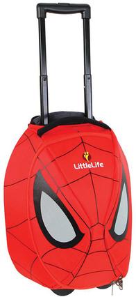 Spiderman Reisetrolley für Kinder für 43,47€ statt ca. 65€ und weiteres Reisegepäck im Sale bei [windeln.de]