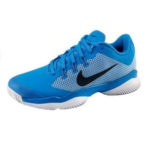 Nike Air Zoom Ultra Sandplatzschuh Kinder - Hellblau, Weiß