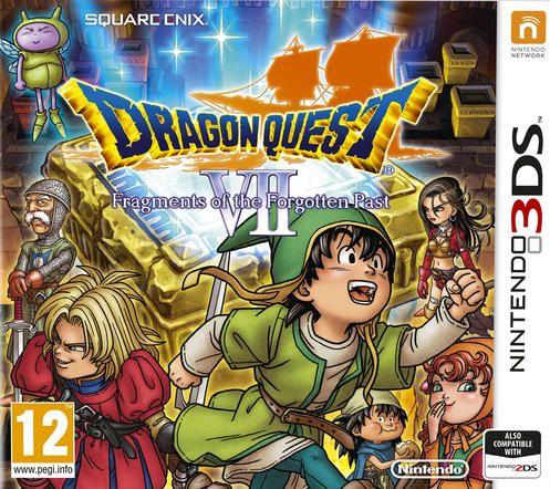 Dragon Quest VII: Fragmente der Vergangenheit (3DS) für 24,95€ inkl. VSK (Coolshop)