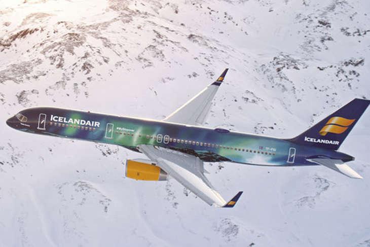 Sonderangebot: Deutschland-Island mit Icelandair und Freigepäck ab €249