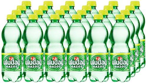 Uludag Gazoz Pet, 24er Pack, Einweg (24 x 500 ml) 14,40 + 6,00€ Pfand = 60Cent/Flasche [Amazon]