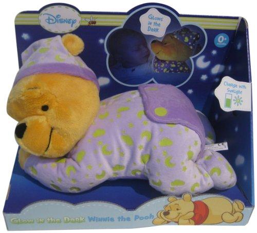 [Amazon.de-Prime]Disney Winnie The Puuh Gute Nacht Bär mit Leuchtsymbolen