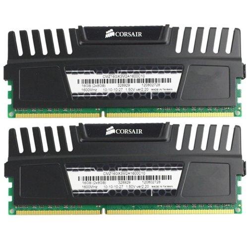Corsair Vengeance 16GB DDR3 PC3 KIT NUR PRIME 2x8gb