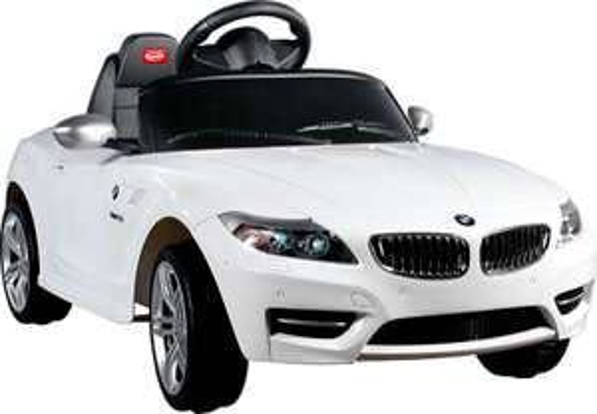 BMW Z4 Cabrio 6V Elektro-Kinderfahrzeug mit Fernbedienung für 139€ bei Mömax [Darmstadt&Saarbrücken]