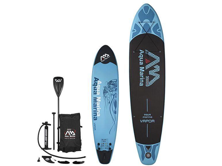 (Lidl-online) Aufblasbares Stand-Up-Paddle-Board - Aqua Marina Vapor inkl. Zubehör