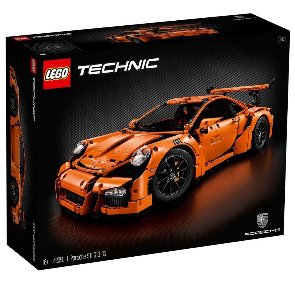 [interspar.at] Heute 20% auf alle Spielwaren bei interspar.at - LEGO Technic Porsche 911 GT3 RS 42056 für 193,10€
