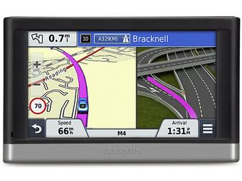 [iBOOD] Garmin nüvi 2468LMT-D Navigationssystem für 88 Euro