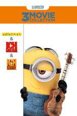 ITunes Minions Collection 3 Filme