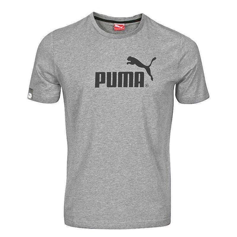 Puma Herren T-Shirts 100% Baumwolle