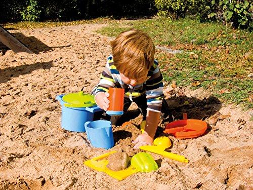 Happy Sand Spielset Kochen von Lena, 14 Teile für 7,99€ für Prime-Mitglieder