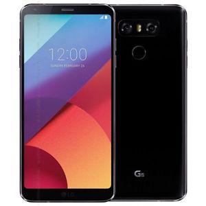 "LG G6 - 5,7"" QHD Display, Snapdragon 821, 4GB RAM, 32GB UFS 2.0, 13MP + 5MP Kamera, 3300mAh, Android 7 - schwarz [ebay]"