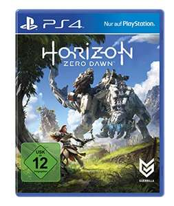 "Horizon zero dawn  36,99  @ Amazon       /      Horizon: Zero Dawn: Add-on ""The Frozen Wilds"" 17,99 Euro @ PSN"