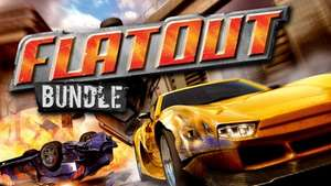 FlatOut Bundle (4 Steam Keys) für 4,99€ (Bundle Stars)