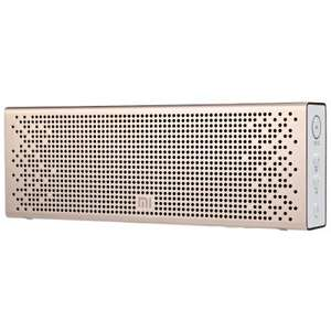 Original XiaoMi Bluetooth 4.0 Speaker  - GOLDEN, with 2 Driver TF Card Slot