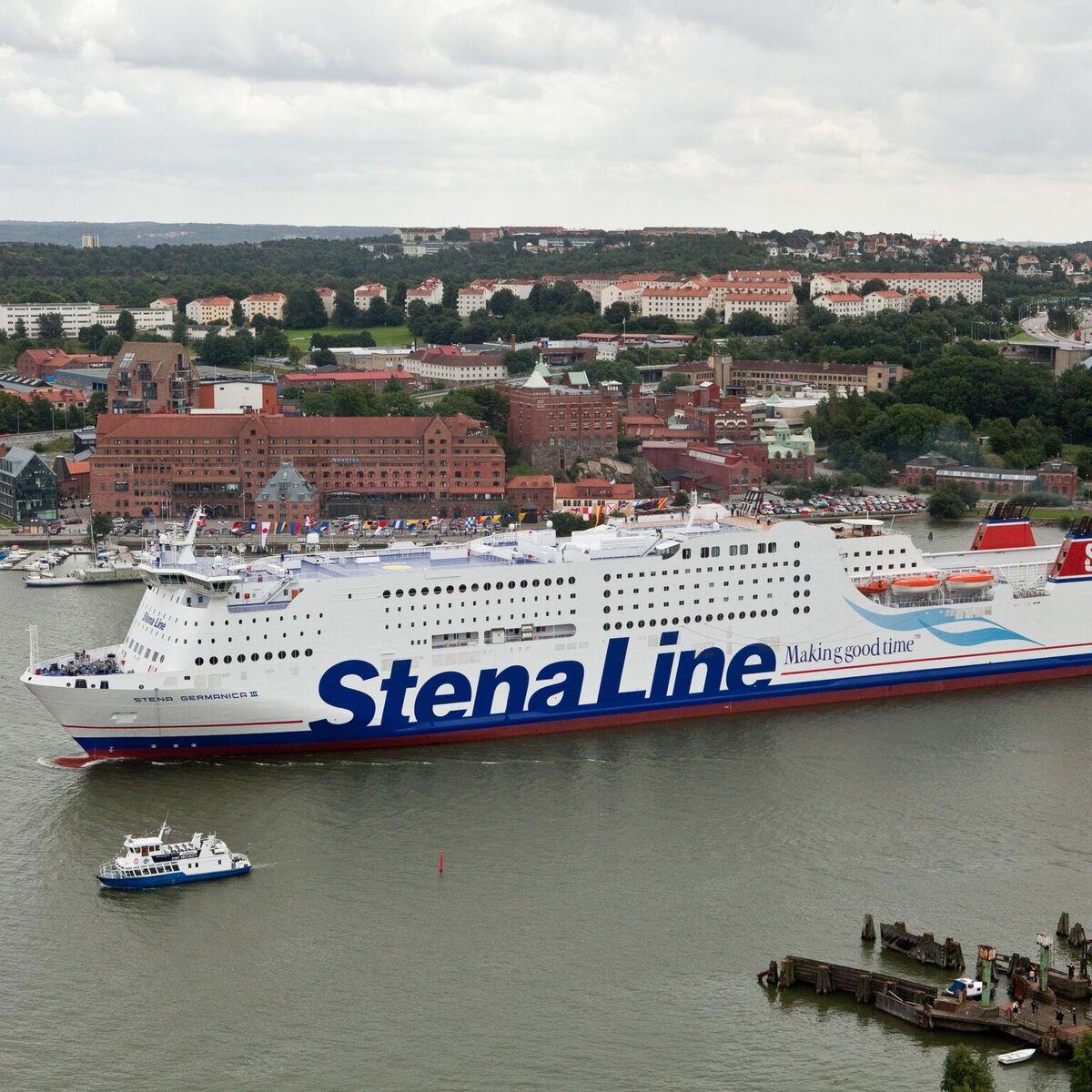 Minitrip  Kiel - Göteborg - Kiel mit Stena Line, bis zu 50% Rabatt