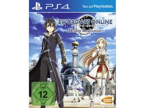 Sword Art Online: Hollow Realization (PlayStation 4) für 29,99€ bei [Saturn / playthek grooves.land]