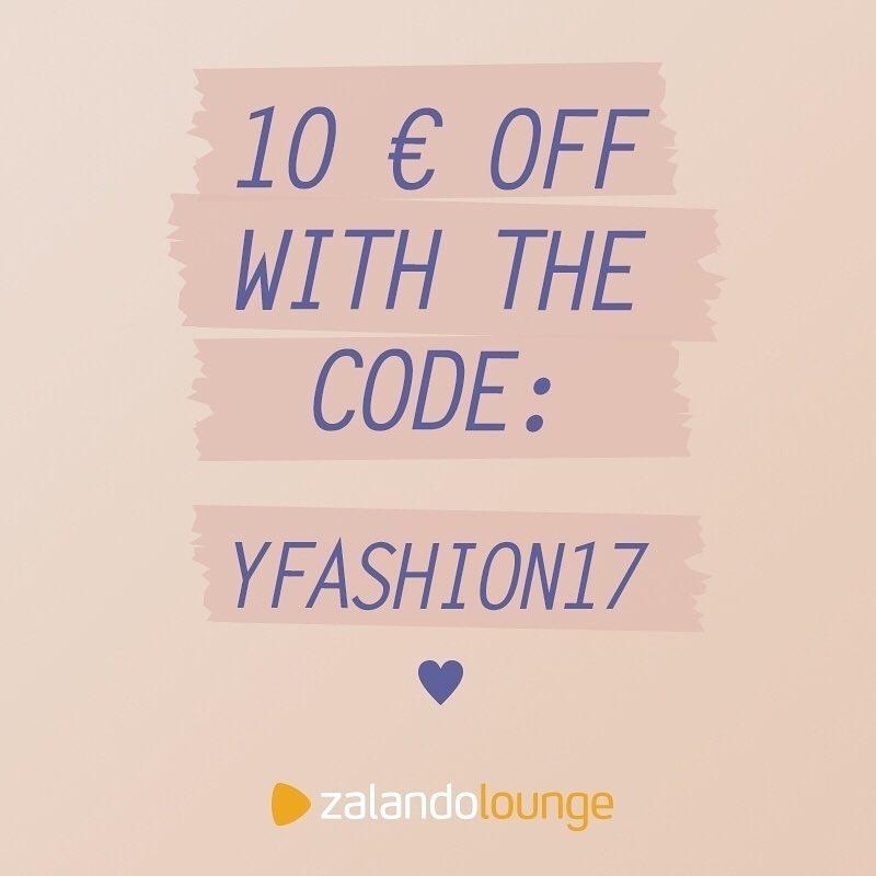 10€ Rabatt in der Zalando Lounge bei 35€ MBW
