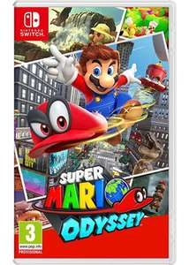 Super Mario Odyssey (Switch) für 48,43€ inkl. VSK (Base.com)