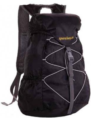 Zusammenfaltbarer Rucksack - earbags Sparebag statt 24,95€ nur 18,45€