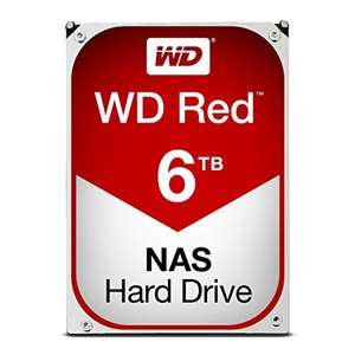 NAS-Festplattte WD Red 6TB WD60EFRX für 192,64 incl. Versandkosten [Amazon.it]