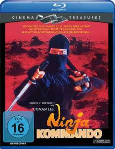 [Amazon Prime] Ninja Kommando (Cinema Treasures) [Blu-ray]