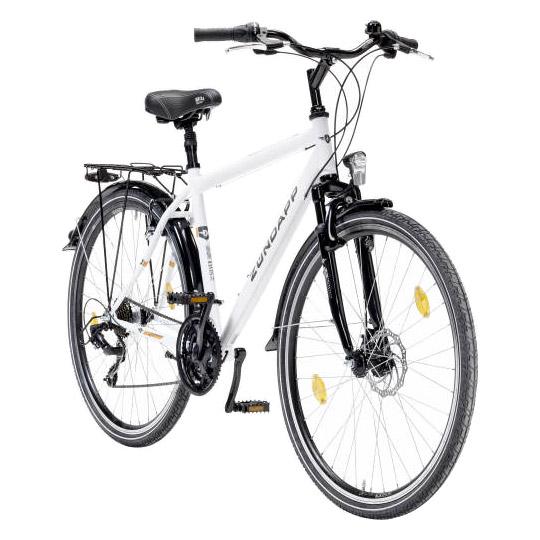 """Zündapp Trekkingrad Silver 2.0 26""""/28 Damen und 28"""" Herren"""