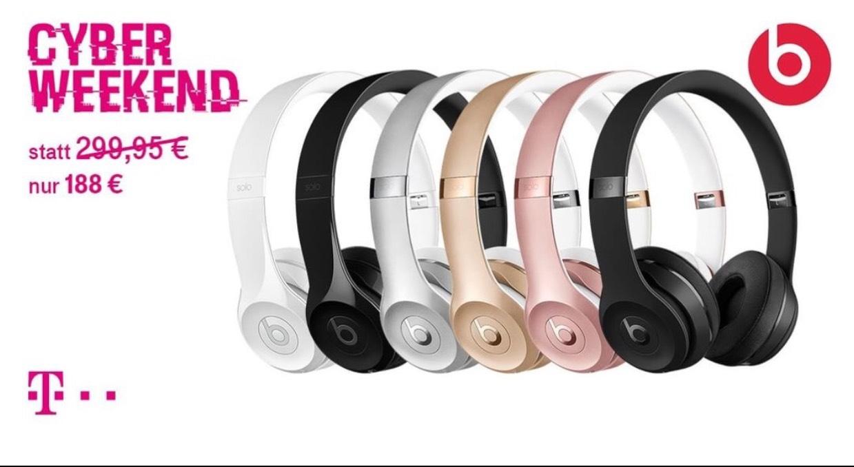 Beats Solo3 Wireless On-ear Bluetooth Kopfhörer