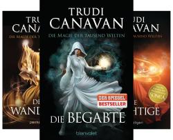 Die Magie der tausend Welten - Die Begabte [ebook] Einstig in die Fantasy Trilogie jetzt für schmale 3,99€