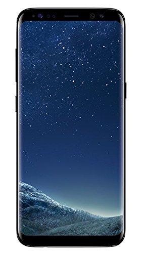 Samsung Galaxy S8 (5,8 Zoll (14,7 cm) 64GB interner Speicher, Android OS (Midnight Black & Silber) für je 560,77€ inkl. VSK (Amazon.it)