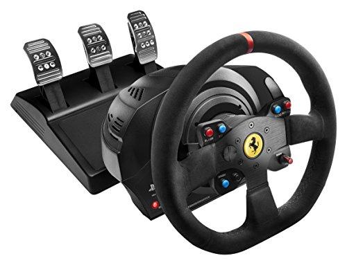 [Amazon.fr] Thrustmaster T300 + Ferrari Alcantara Lenkrad + T3PA 3er Pedalset