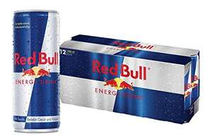 Red Bull Energy Drink, 12er Pack, (12 x 250 ml) bei Netto MD