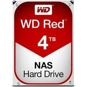"4000GB WD Red WD40EFRX 64MB 3.5"" (8.9cm) SATA 6Gb/s"