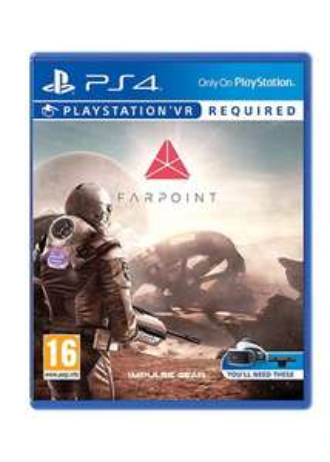 Farpoint (PSVR) (PS4) für 22,95€ inkl. VSK (Base.com)