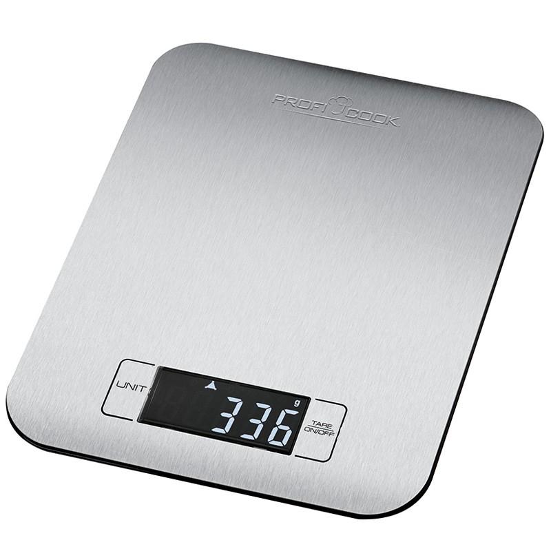 Proficook PC-KW 1061 Elektronische Küchenwaage [7€ inkl. Versand] bei Real