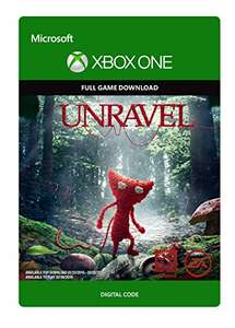 Amazon.com - Unravel Xbox One Code für 4,47€ statt 19,99€