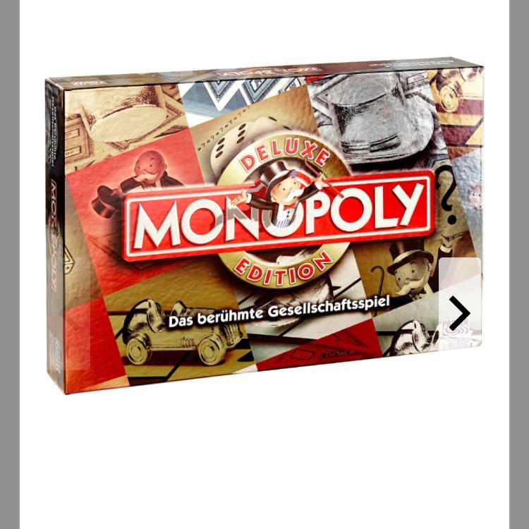 Galeria Kaufhof Monopoly Weltreise und Deluxe jeweils 23,94 Euro