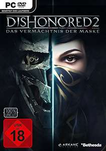 Dishonored 2: Das Vermächtnis der Maske - Limited Edition