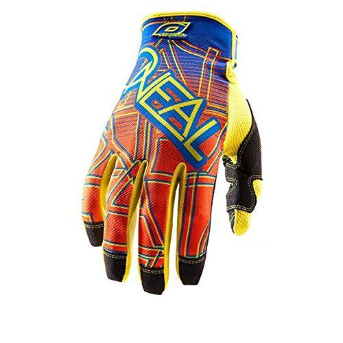 Fahrradhandschuhe - O'Neal Jump Glove Mixxer - blue/orange Größe: S (Amazon Prime)