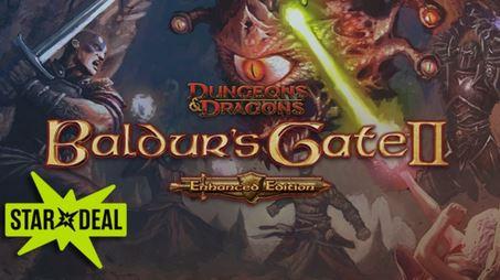 Baldur's Gate II: Enhanced Edition für 4,95€ [Bundle Stars] [Steam]