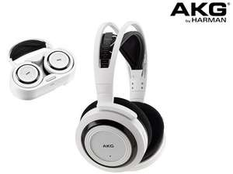 [Ibood] AKG K 935 Drahtloser Over-Ear-Kopfhörer mit Lautstärke- & Akustikregler, Weiß für 75,90€ inc. Versand
