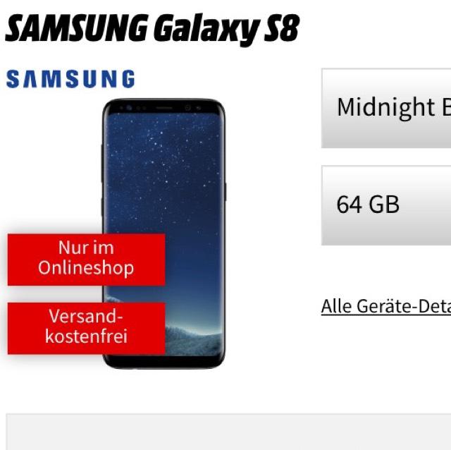 Galaxy S8 Vodafone 4GB AllNet
