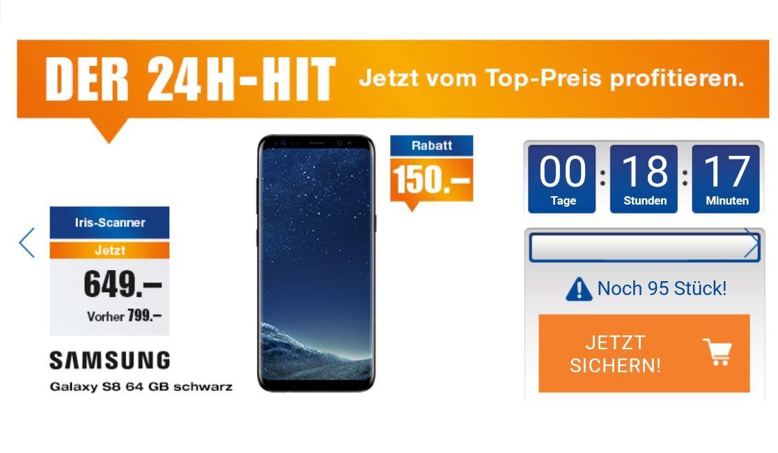 [Schweiz] Samsung Galaxy S8 bei melectronics.ch