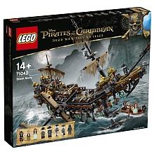 15% Rabatt auf Lego ab 100€ MBW bei [ToysRUs] z.B. Lego Disney Pirates of the Caribbean - 71042 Silent Mary für 169,99€ statt ca. 200€