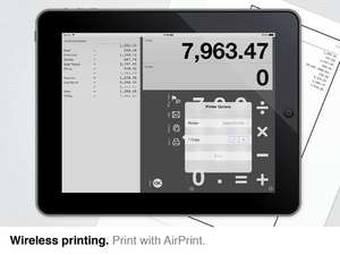 [iOS] Digits Calculator for iPad + iPhone kostenlos statt 4,49€