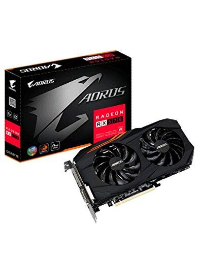 GIGABYTE AORUS Radeon RX 570 4GB [Amazon]