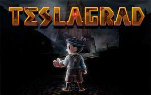 Teslagrad (Steam) für 99 Cent (Humble Store)