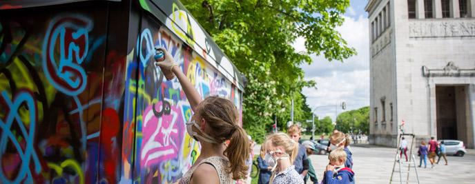 München : 24 + 25.6.2017  - 3. Kunstareal-Fest - freier Eintritt