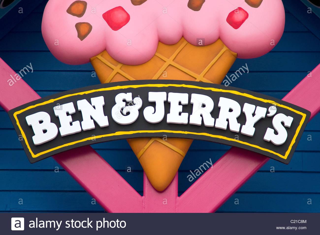 Günstiges B&J Eis abstauben