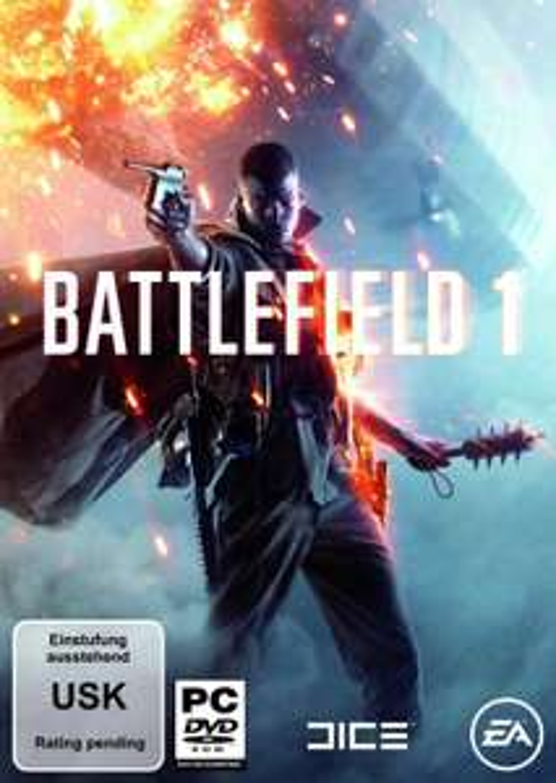 [Amazon.de] Battlefield 1 Key PC
